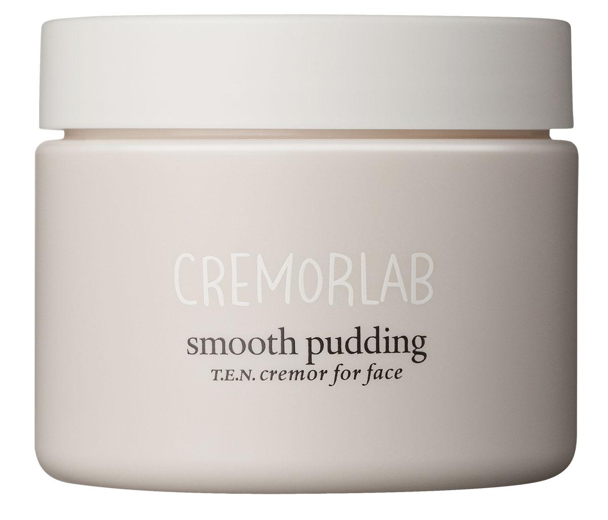 Cremorlab T.E.N. Cremor Крем-пудинг питательный Smooth Pudding, 60 мл61027Высококачественный крем с плотной насыщенной текстурой проникает в глубокие слои кожи, эффективно воздействует на глубинные и поверхностные проблемы кожи связанные с фотостарением, возрастными изменениями и вредным воздействием окружающей среды Существенно уменьшает глубину и выраженность морщин, разглаживает рельеф, восстанавливает эластичность, упругость и тонус кожи, ускоряет регенерацию поврежденных тканей. Стимулирует синтез естественного, природного коллагена и эластина, снижает активность свободных радикалов, насыщает влагой и питательными веществами, защищает от неблагоприятных факторов окружающей среды. Рекомендовано для всех типов и состояний кожи, даже очень чувствительной. Полностью отсутствуют синтетические отдушки, эмульгаторы, парабены, красители, минеральные масла и химические консерванты.Объем: 60 мл
