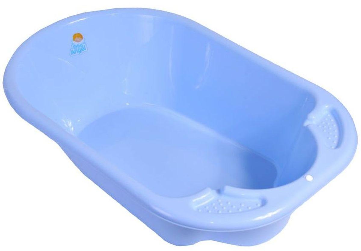 Little Angel Ванна детская Дельфин цвет голубой -  Ванны