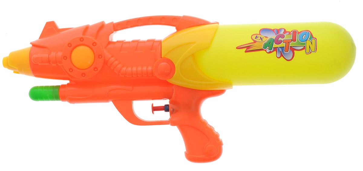Bebelot Водный бластер цвет оранжевый