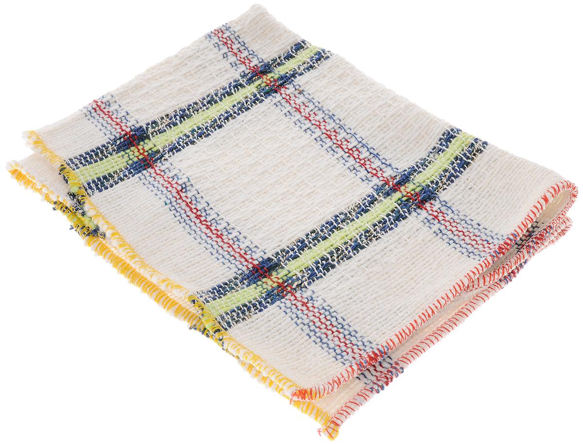 Тряпка для пола Apex Шотландка, цвет: белый, салатовый, синий, 60 х 40 см787502Тряпка Apex Шотландка выполнена из 100% хлопка и предназначена для мытья напольных покрытий из любых материалов. Эффективно очищает любую поверхность, отлично отжимается и имеет долгий срок службы. Применяется для влажной и сухой уборки.Apex
