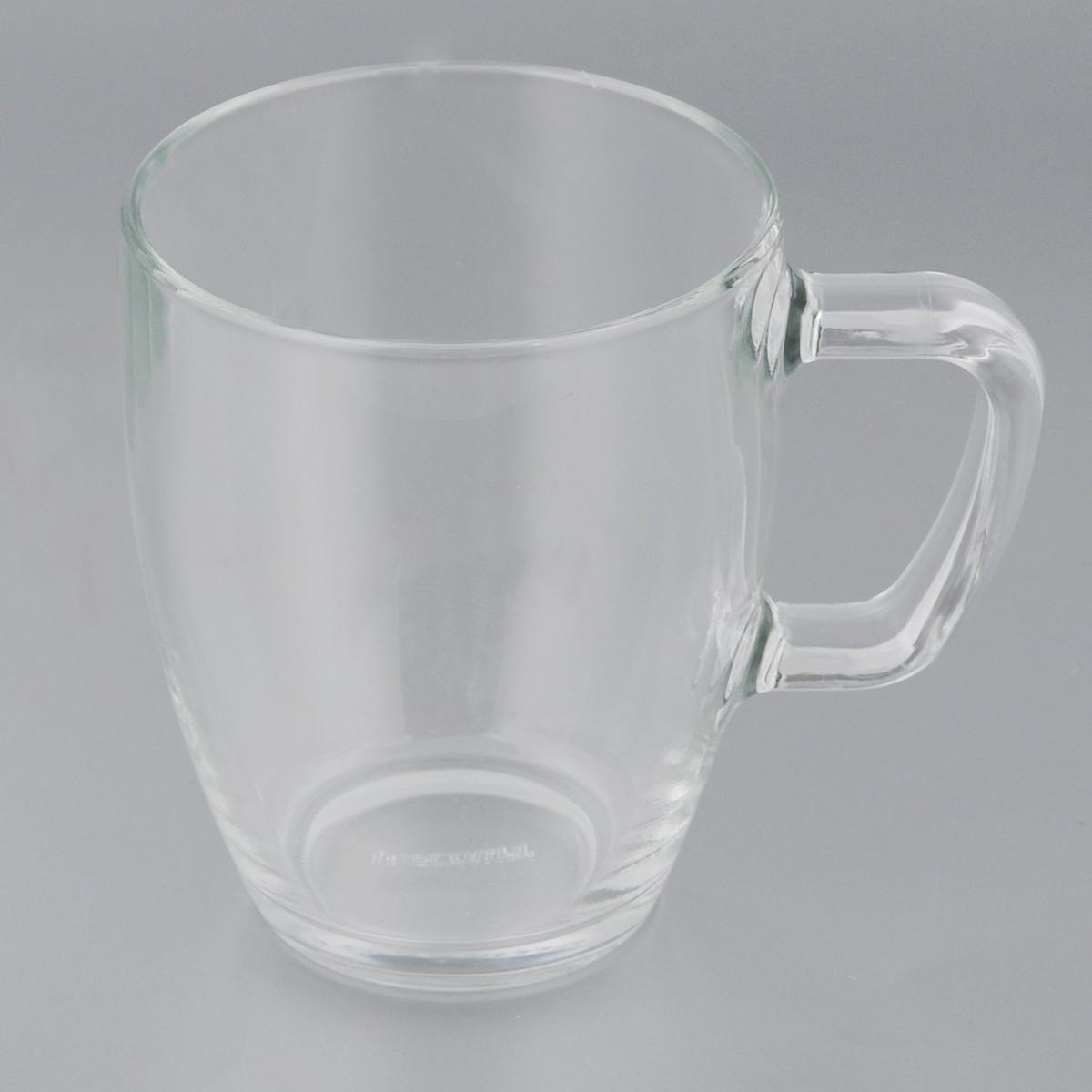 Кружка Tescoma Crema, 400 млVT-1520(SR)Кружка Tescoma Crema, изготовленная из прочного боросиликатового стекла, прекрасно дополнит интерьер вашей кухни. Изящный дизайн кружки придется по вкусу и ценителям классики,и тем, кто предпочитает утонченность и изысканность. Кружка Tescoma Crema станет хорошим подарком к любому празднику.Диаметр (по верхнему краю): 8 см.Высота: 10 см.