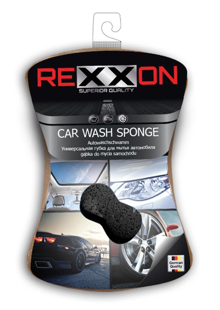 Губка для автомобиля Rexxon, 190 х 150 х 60 ммPM 0256_зеленыйЭргономичная форма, максимальный комфорт и бережливый уход.