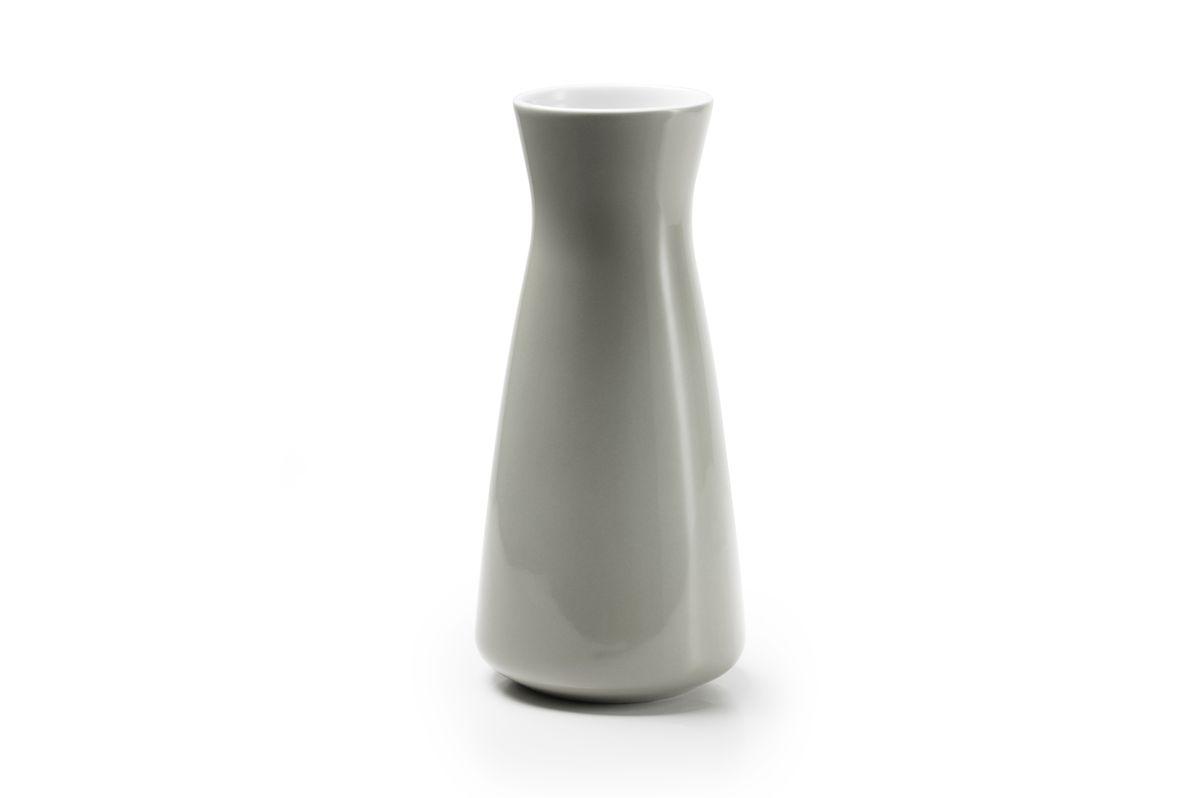 Ваза La Rose des Sables Yaka Gris, диаметр 23 см115510Можно использовать в СВЧ и посудомоечной машине.