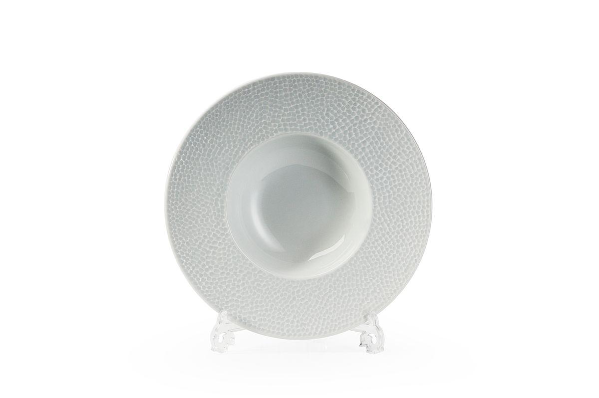 Тарелка глубокая La Rose des Sables Martello, диаметр 23 смFS-91909Можно использовать в СВЧ и посудомоечной машине.
