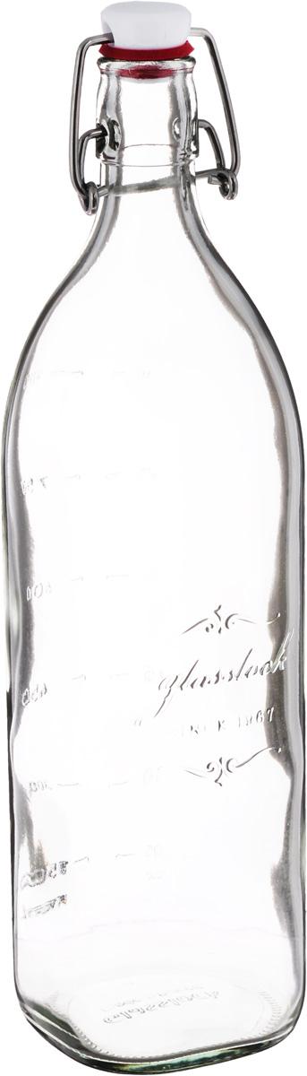 Бутылка для масла и соусов Glasslock, 1 лVT-1520(SR)Бутылка Glasslock, выполненная из прочного стекла, предназначена для масла и соусов. Изделие оснащено плотно закрывающейся пластиковой крышкой с силиконовой накладкой. Благодаря крышке внутри сохраняется герметичность, и продукты дольше остаются свежими. На стенке имеется мерная шкала.Оригинальная бутылка для масла и уксуса будет отлично смотреться на вашей кухне. Можно мыть в посудомоечной машине, хранить в холодильнике и морозильной камере.Диаметр (по верхнему краю): 2,5 см.Размер основания: 7 х 7 см.Высота емкости (без учета крышки): 30,5 см.