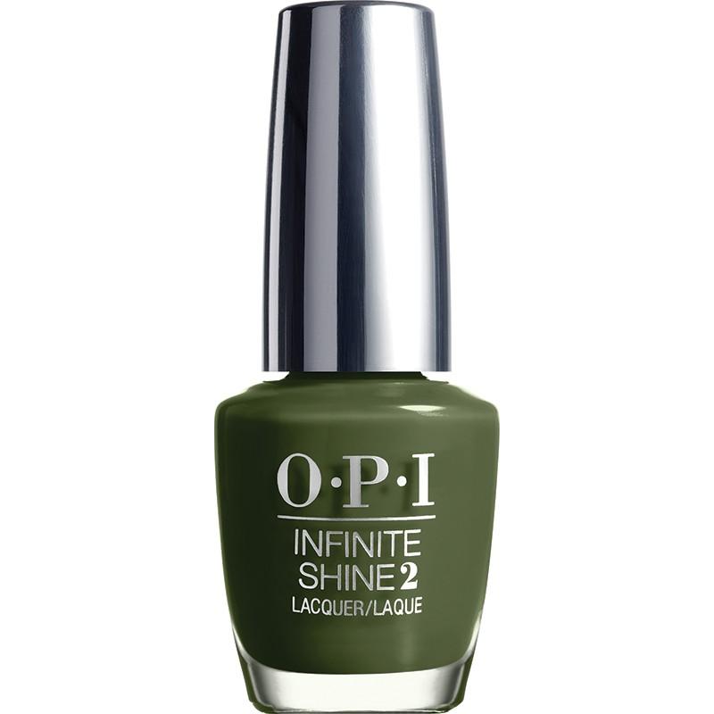 OPI Лак для ногтей Infinite Shine Olive for Green, 15 мл50060010Линия Infinite Shine была разработана в ответ на желание покупателей получить лаковые покрытия, по свойствам не уступающие гелевым, которые при этом имели бы самые модные оттенки, обладали уникальной формулой и носили культовые имена, которыми так знаменита компания OPI, - объясняет Сюзи Вайс-Фишманн, соучредитель и исполнительный вице-президент OPI. Покрытие Infinite Shine наносится и снимается точно так же, как и обычные лаки для ногтей, однако вы получаете те самые блеск и стойкость, которые отличают гелевую формулу! Палитра Infinite Shine включает в себя широкий спектр оттенков, от нейтральных до ярко-красных, оранжевых, розовых, а далее до темно-серых, синих и черного. Лаки Infinite Shine имеют запатентованную формулу. Каждый флакон снабжен эксклюзивной кистью ProWide™ для идеального нанесения.