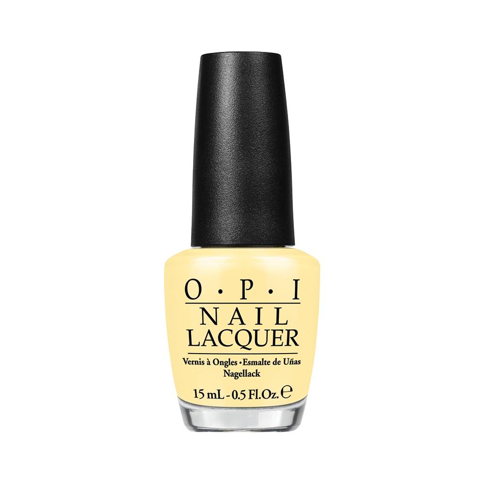 OPI Лак для ногтей One Chic Chick, 15 мл78110Лак для ногтей OPI быстросохнущий, содержит натуральный шелк и аминокислоты. Увлажняет и ухаживает за ногтями. Форма флакона, колпачка и кисти специально разработаны для удобного использования и запатентованы.
