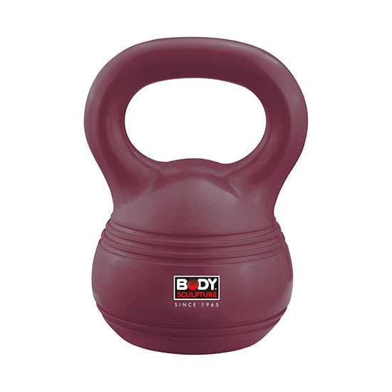Гиря  Body Sculpture , цвет: сливовый, 16 кг - Оборудование для силовых тренировок