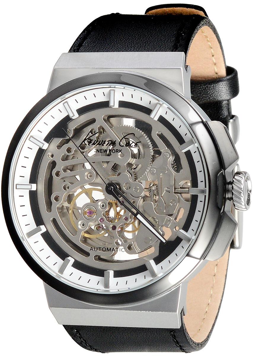 Zakazat.ru: Часы мужские наручные Kenneth Cole, цвет: черный, серебристый. 10022314