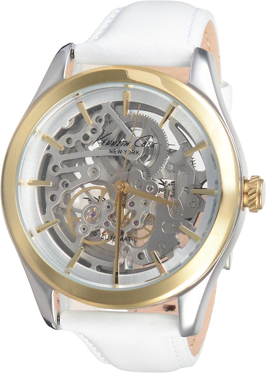 Zakazat.ru: Часы женские наручные Kenneth Cole, цвет: белый, золотистый. 10025558