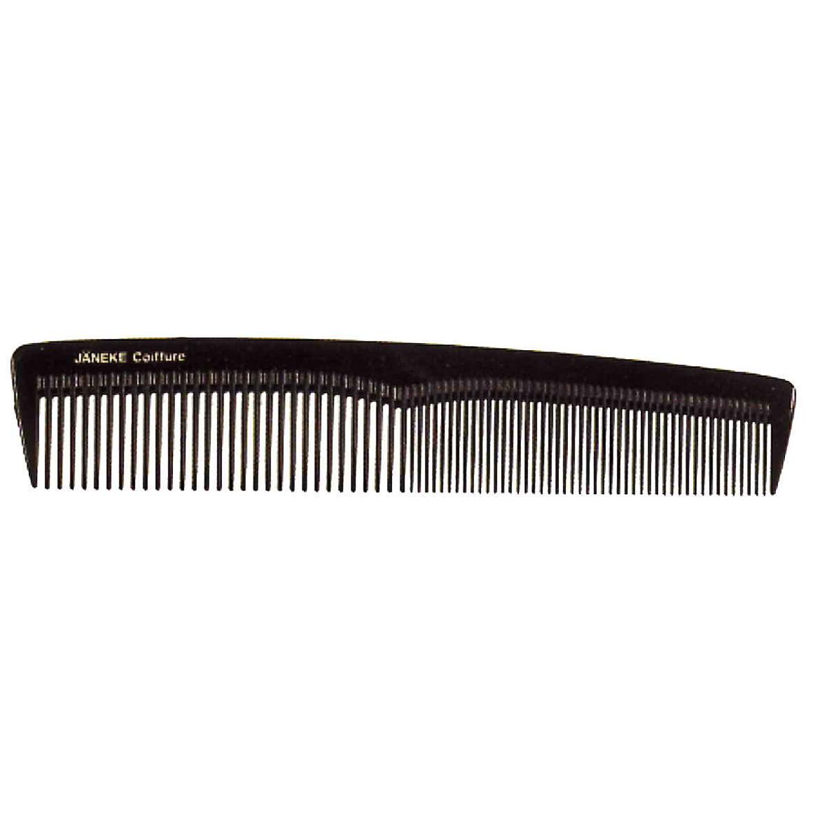 Janeke Расческа для волос. 57803Satin Hair 7 BR730MNМарка Janeke – мировой лидер по производству расчесок, щеток, маникюрных принадлежностей, зеркал и косметичек. Марка Janeke, основанная в 1830 году, вот уже почти 180 лет поддерживает непревзойденное качество своей продукции, сочетая новейшие технологии с традициями ста- рых миланских мастеров. Все изделия на 80% производятся вручную, а инновационные технологии и современные материалы делают продукцию марки поистине уникальной. Стильный и эргономичный дизайн, яркие цветовые решения – все это приносит истинное удовольствие от использования аксессуаров Janeke. Аксессуары для ухода за волосами из Профессиональной линии Janeke используются в салонах красоты по всему миру. Расчески и щетки Профессиональной линии изготовлены из современных высококачественных материалов, а благодаря эргономичному дизайну аксессуары Janeke были высоко оценены ведущими мировыми специалистами по уходу за волосами. Теперь аксессуа-ры этой линии доступны и для использования дома.