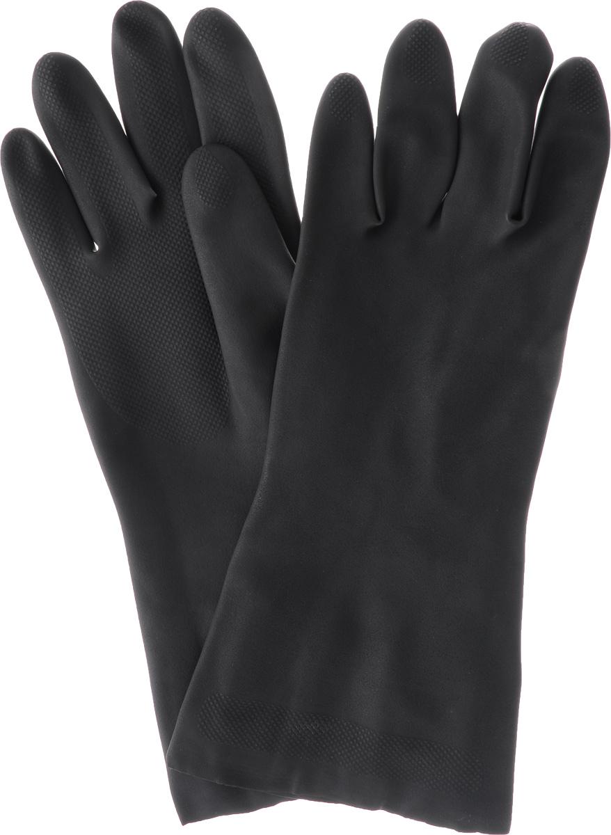 Перчатки технические Текос Rubby. Размер МS03301004Технические перчатки выполнены из латекса с внутренним хлопковым напылением. Они предохраняют кожу рук от удара и прокола тупым предметом, выдерживают растяжение. Обладают высокой степенью защиты от кислот, щелочей, масел, спиртов, жиров и горючих веществ.Перчатки удобные, мягкие внутри, принимают форму ладони, пористая поверхность лицевой стороны перчаток позволяет легко и уверенно держать необходимый предмет.