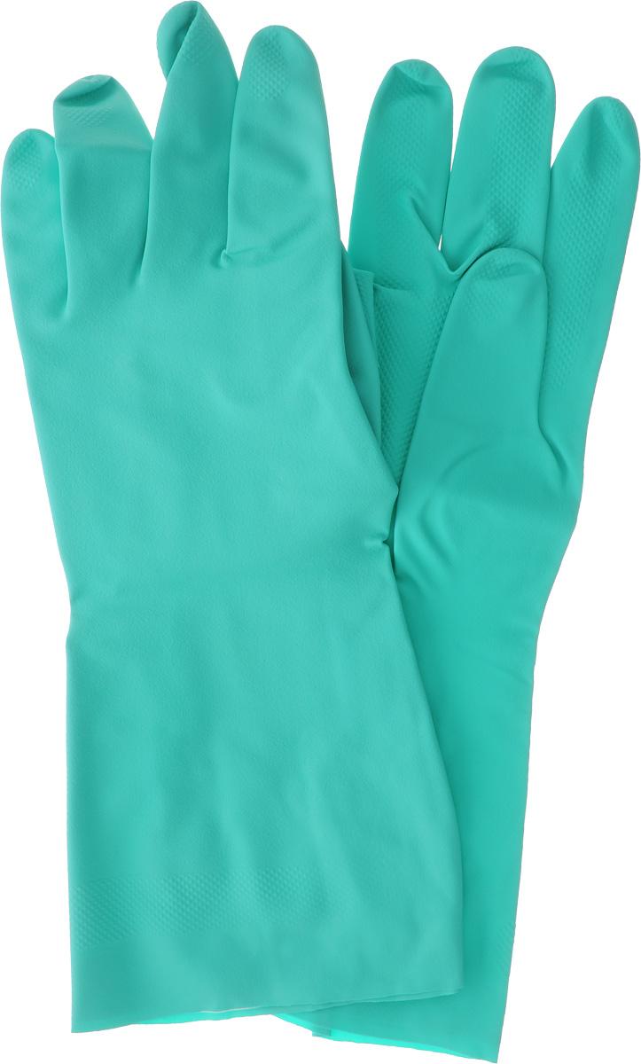 Перчатки технические Текос Нитрил-Плюс. Размер М531-105Технические перчатки выполнены из нитрила с внутренним хлопковым напылением. Они предохраняют кожу рук от удара и прокола тупым предметом, выдерживают растяжение. Обладают высокой степенью защиты от кислот, щелочей, масел, спиртов, жиров и горючих веществ.Перчатки удобные, мягкие внутри, принимают форму ладони, пористая поверхность лицевой стороны перчаток позволяет легко и уверенно держать необходимый предмет. Рекомендуются людям для очень чувствительной кожи рук.