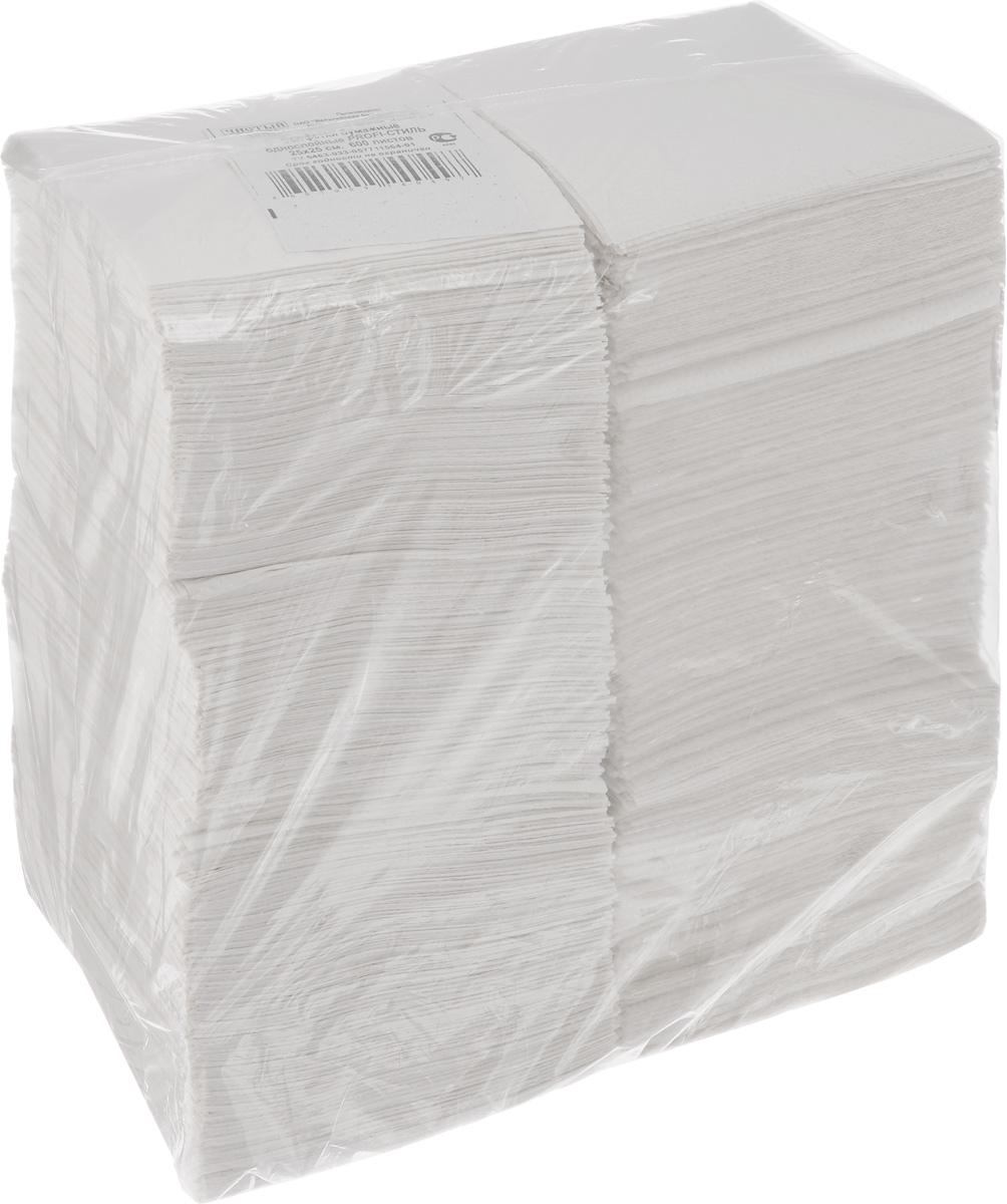 Салфетки бумажные Чистый дом Profi-Стиль, однослойные, 25 х 25 см, 600 штS28 DCОднослойные салфетки Чистый дом Profi-Стиль выполнены из 100% целлюлозы. Салфетки подходят для косметического,санитарно-гигиенического и хозяйственногоназначения. Нежные и мягкие. Салфетки украшеныузором.Размер салфеток: 25 х 25 см.