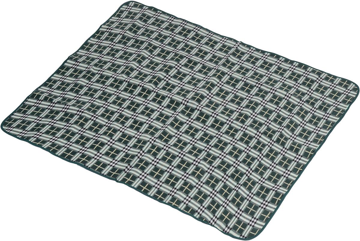 Коврик для пикника Wildman Виши, цвет: зеленый, 180 х 150 см37501Коврик для пикника Wildman Виши, выполненный из хлопка и полимерных материалов, позволит полноценно отдохнуть на природе.Он легкий, не занимает много места и прекрасно изолирует человеческое тело от холода и влаги. Мягкая поверхность коврика защищает от неровностей почвы, поэтому туристам, имеющим такую подстилку, гарантирован, кроме удобного отдыха, еще и комфортный сон.