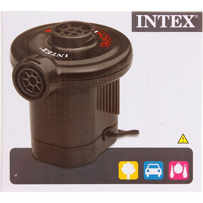 Насос электрический Intex, цвет: черный. 66626 - Складная и надувная мебель