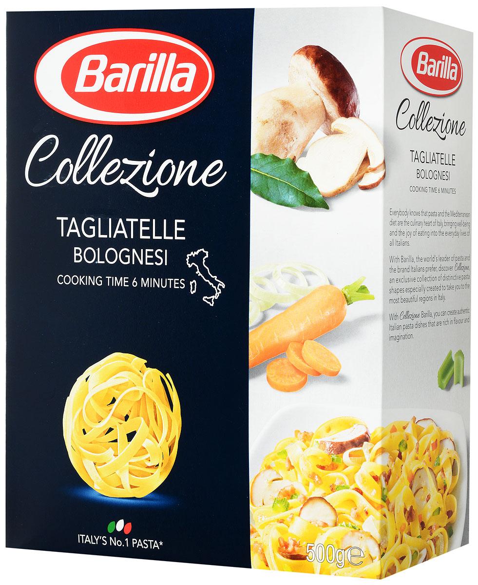 Barilla Tagliatelle паста тальятелле, 500 г0120710Паста занимает главное место в итальянской культуре еды. Учитывая трепетное отношение итальянцев к еде, нетрудно представить, какое значение они придают качеству ингредиентов, правильной рецептуре и процессу приготовления.Внедряя инновации в процесс производства, Barilla твердо придерживается традиционной рецептуры и чрезвычайно требовательна в подборе ингредиентов. Будучи крупнейшим в мире покупателем пшеницы твердых сортов, Barilla работает с фермерами и поставщиками семян напрямую, контролируя не только качество посевного материала, но и отслеживая, как растят пшеницу и чем ее удобряют. Контролируется и процесс доставки.Миллионы семей во всем мире могут быть уверены, что паста из синей упаковки с хорошо знакомым им логотипом - самая настоящая, итальянская, высочайшего качества. Ни в одном из продуктов Barilla нет искусственных красителей, загустителей, консервантов и генномодифицированных продуктов.