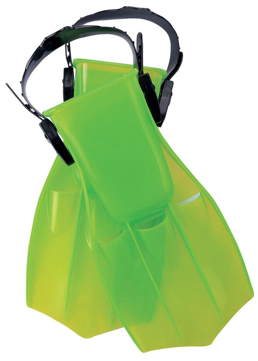 Bestway Ласты для плавания детские Ocean Diver, размер 34/38. 270123B327Детский ласты для плавания Bestway Ocean Diver - отличный вариант для активного отдыха и увлекательных исследований подводного мира.Плавание в ластах позволяет улучшить положение тела в воде, увеличить скорость, силу ног и гибкость суставов. Ласты Ocean Diver фиксируются с помощью крепежного ремешка на пятке, который позволяет регулировать размер от 34 до 38.