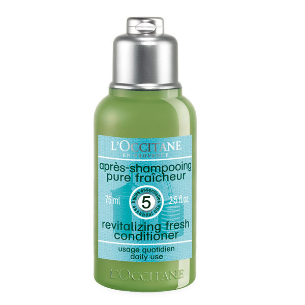Кондиционер для волос LOccitane Живительная свежесть, 75 мл259993_свежесть