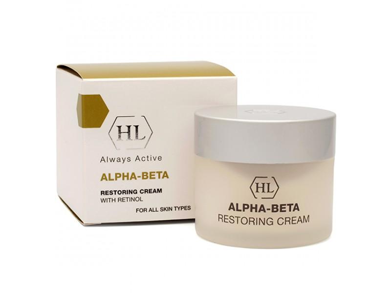 Holy Land Восстанавливающий крем Alpha-Beta and Retinol Restoring Cream, 50 мл