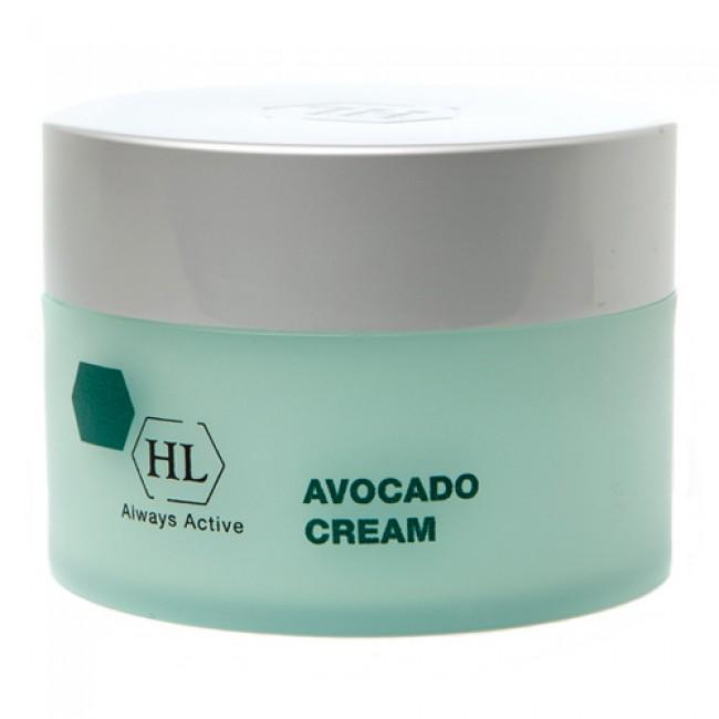 Holy Land Крем с авокадо Creams Avocado Cream, 250 мл161063Сухая и обезвоженная кожа реагирует на внешние раздражители, поэтому специалистами был разработан Крем с авокадо Holy Land Creams Avocado Cream. Основным растительным компонентом крема является масло авокадо, которое увлажняет, успокаивает и защищает кожу в течение всего дня. Крем обладает высоким антиоксидантным действием, разглаживает мелкие морщины, повышает упругость кожи, выравнивает цвет кожи. При регулярном применении крема ваша сухая и обезвоженная кожа обретает новое состояние комфорта, чистоты и нежности.Активные ингредиенты: Масло авокадо, незаменимые жирные кислоты, сквален, лецитин, соли фосфорной кислоты, микроэлементы, фитоэстрогены.