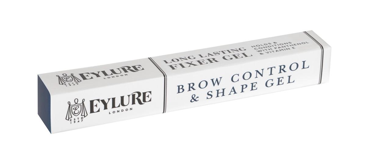 Eylure Гель для моделирования бровей бесцветный Control & Shape Gel 4 мл114216Прозрачный гель для устойчивой фиксации бровей. Ухаживает за фолликулами и укрепляет волоски бровей. Содержит алоэ вера, пантенол, экстракт листьев крапивы.