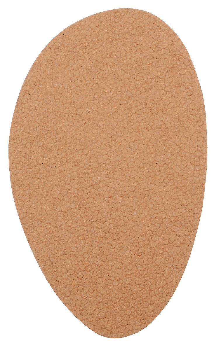 Полустелька на пенке OmaKing, цвет: бежевый, 2 шт. Т290-36. Размер 35/37MW-3101Полустелька на подкладке из упругого латекса. Уменьшает размер обуви на полразмера и защищает картонную носовую часть обуви от износа. Если подошва тонкая, будут меньше чувствоваться неровности дороги.