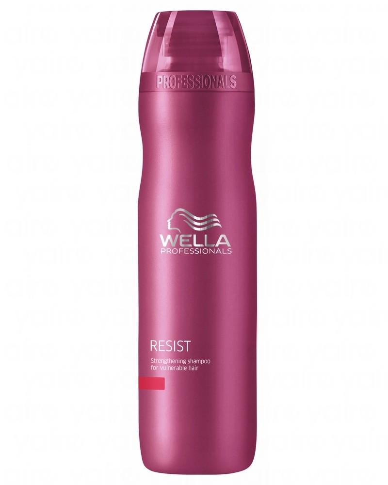 Wella Восстанавливающий шампунь Age Line для жестких волос, 250 млFS-00897Восстанавливающий шампунь от Wella для жестких волос быстро вернет волосам шелковистость и мягкость. Средство обеспечивает вашим локонам отличный уход, он подходит для волос, который нуждаются в дополнительном питании. Шампунь тонизирует кожу головы, дарит волосам насыщенный цвет, яркий блеск. Средство имеет нейтральный уровень рН, и именно за счет этого при мыть е не повреждает волосы и кожу головы.В результате волосы становятся мягкими, словно шелк, их легко укладывать и расчесывать.В состав входят следующие компоненты: витамин Е, фитокератин, глиоксиловая кислота, пантенол, кератин, экстракт ройбуша, масло карите.