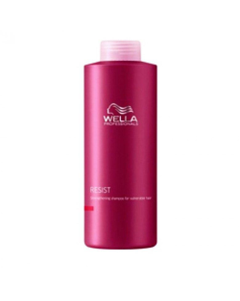 Wella Укрепляющий шампунь Age Line для ослабленных волос, 1000 млFS-00897Деликатное очищение обеспечит вашим волосам укрепляющий шампунь для ослабленных волос от Wella. Средство восстанавливает эластичность волос, увлажняет их, придает им ухоженный вид. Шампунь обладает уникальным составом, он придает волосам потрясающий блеск, при этом эффект сохраняется в течение долгого времени. Кроме того, средство оказывает регенерирующее действие, поддерживает в норме уровень рН, оно оптимально для использования с красками Wella Professionals.Результат: волосы становятся мягкими, легко укладываются и так же легко расчесываются.В состав входят витамин Е, пантенол, масло карите, глиоксиновая кислота.