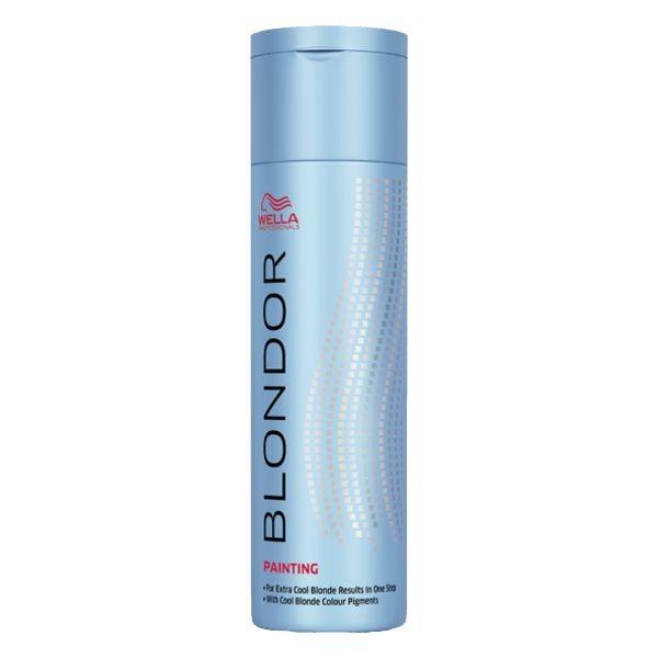 Wella Порошок для блондирования 2в1 (Блондирование&Тонирование) Blondor, 150 гMP59.4DWella BLONDOR Порошок для блондирования 2 в 1 (Блондирование&Тонирование) способствует идеальному окрашиванию волос от корней и до самых кончиков. Преимуществом средства есть то, что оно подходит для всех типов волос. Порошок для блондирования и тонирования может использоваться как для натуральных волос, так и для ранее окрашенных. В составе средства есть активные гранулы, которые защищают волосы от вредных химических элементов. Они обволакивают каждый волос, питая и симулируя его. Не менее важным элементом состава есть натуральные компоненты. Они влияют на внешний вид волос и их длину. Уже после первого использования краски есть заметные изменения: более сильные волосы, заметная яркость и насыщенность цвета, значительный рост длины волос. Рациональное использование краски принесет нужные тона даже непрофессиональному человеку.