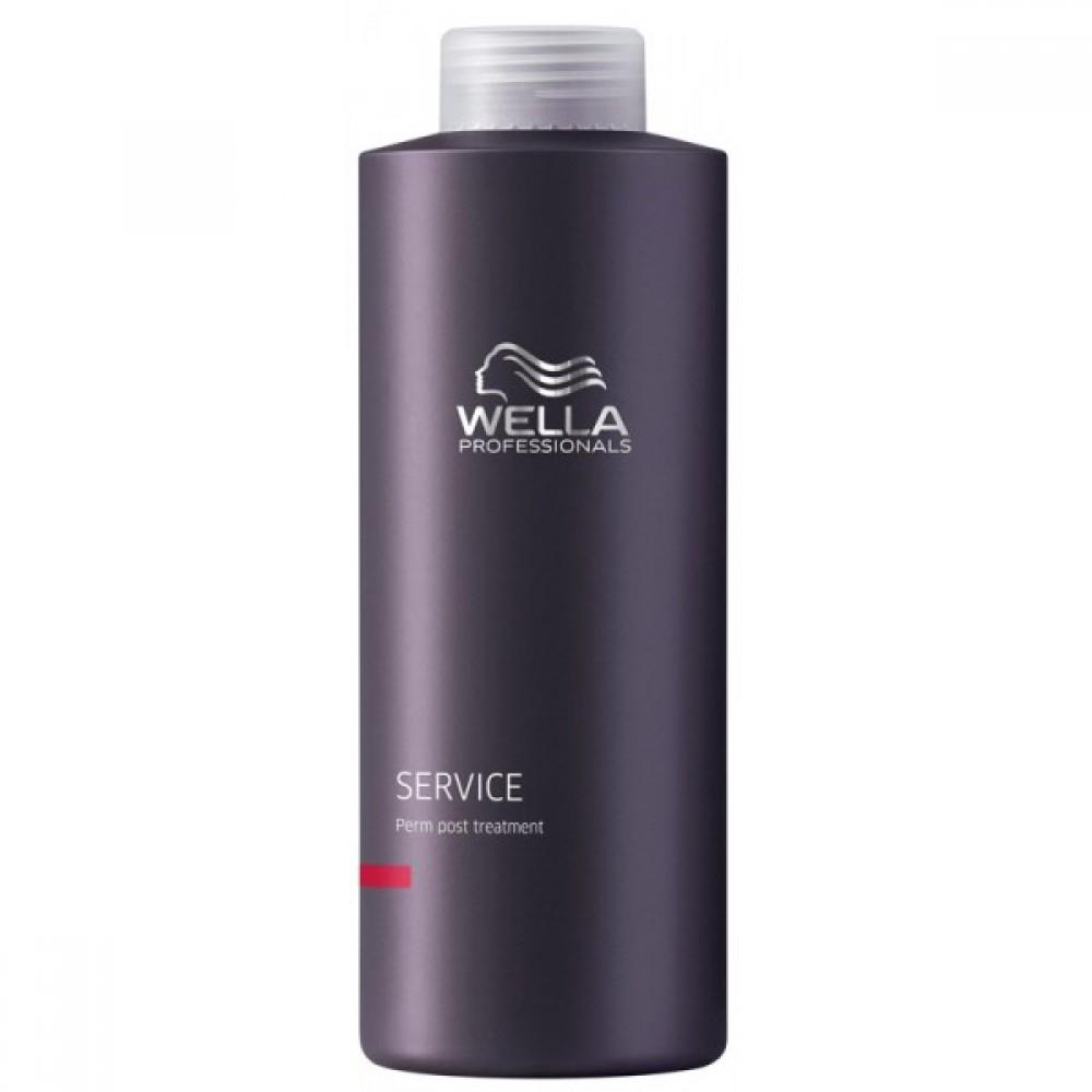 Wella Стабилизатор завивки Service Line, 1000 млSatin Hair 7 BR730MNWella Service Line Стабилизатор завивки многие стильные прически невозможны без красивых упругих локонов, которые создаются мастерами разными способами, в том числе и с помощью химической завивки. Однако даже в самый щадящий химический состав для завивки входят препараты, которые не лучшим образом влияют на структуру волос.Именно стабилизатор завивки Wella Service Line делает процедуру химической завивки максимально безопасной для красоты и здоровья всех типов волос. Это незаменимое средство для постоянного ежедневного ухода за вашими роскошными завитками.Стабилизатор завивки Wella Service Line благотворно влияет на восстановление естественной структуры волос после завивки. Благодаря сбалансированному составу стабилизатора завивки, обогащенного минералами и витаминами, его регулярное применение это всегда живой блеск, упругость и эластичность завитых волос.