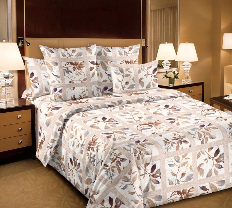 Комплект белья Текс-Дизайн Аделина 1, 2-спальный, наволочки 70х70391602Великолепное постельное белье Текс-Дизайн Аделина 1 выполнен из высококачественного перкаля (100% хлопок) и оформлено оригинальным рисунком. Комплект состоит из пододеяльника, простыни и двух наволочек. Перкаль - это тонкая и легкая хлопчатобумажная ткань высокой плотности полотняного переплетения, сотканная из пряжи высоких номеров. При изготовлении перкаля используются длинноволокнистые сорта хлопка, что обеспечивает высокие потребительские свойства материала. Несмотря на свою утонченность, перкаль очень практичен - это одна из самых износостойких тканей для постельного белья.