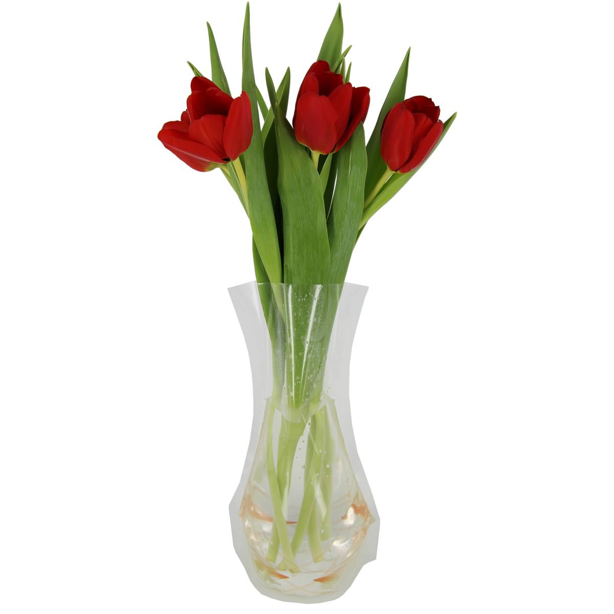 Ваза МастерПроф Золотые линии, пластичная, 1,2 лHS.040026Пластичная ваза Золотые линии легко складывается, удобно хранится - занимает мало места, долго служит. Всегда пригодится дома, в офисе, на даче, для оформления различных мероприятий. Отлично подойдет для перевозки цветов, или просто в подарок.Инструкция: 1. Наполните вазу теплой водой;2. Дно и стенки расправятся;3. Вылейте воду;4. Наполните вазу холодной водой;5. Вставьте цветы.Меры предосторожности:Хранить вдали от источников тепла и яркого солнечного света. С осторожностью применять для растений с длинными стеблями и с крупными соцветиями, что бы избежать опрокидывания вазы.