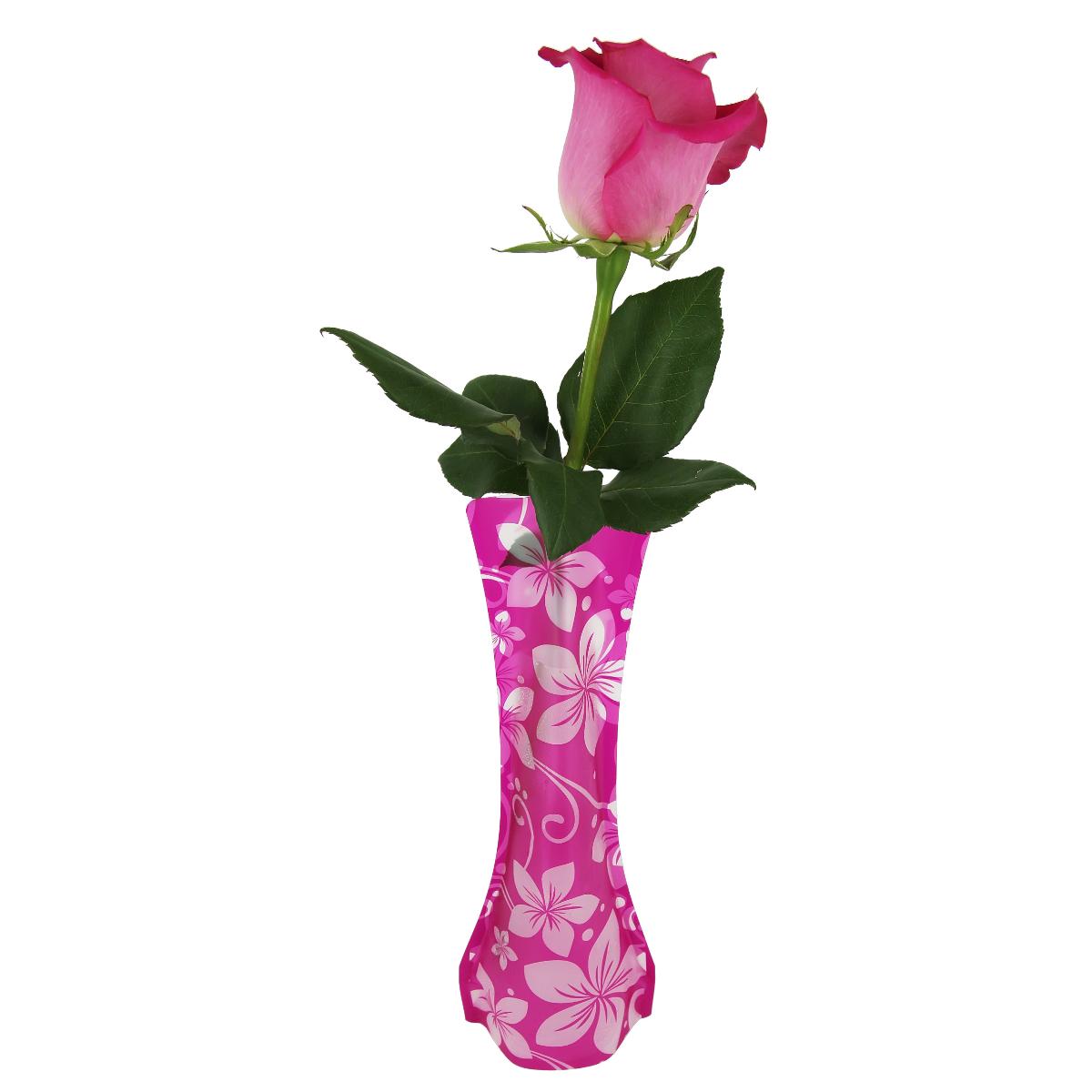 Ваза МастерПроф Красная орхидея, пластичная, 0,4 лCM000001326Пластичная ваза Красная орхидея легко складывается, удобно хранится - занимает мало места, долго служит. Всегда пригодится дома, в офисе, на даче, для оформления различных мероприятий. Отлично подойдет для перевозки цветов, или просто в подарок.Инструкция: 1. Наполните вазу теплой водой;2. Дно и стенки расправятся;3. Вылейте воду;4. Наполните вазу холодной водой;5. Вставьте цветы.Меры предосторожности:Хранить вдали от источников тепла и яркого солнечного света. С осторожностью применять для растений с длинными стеблями и с крупными соцветиями, что бы избежать опрокидывания вазы.