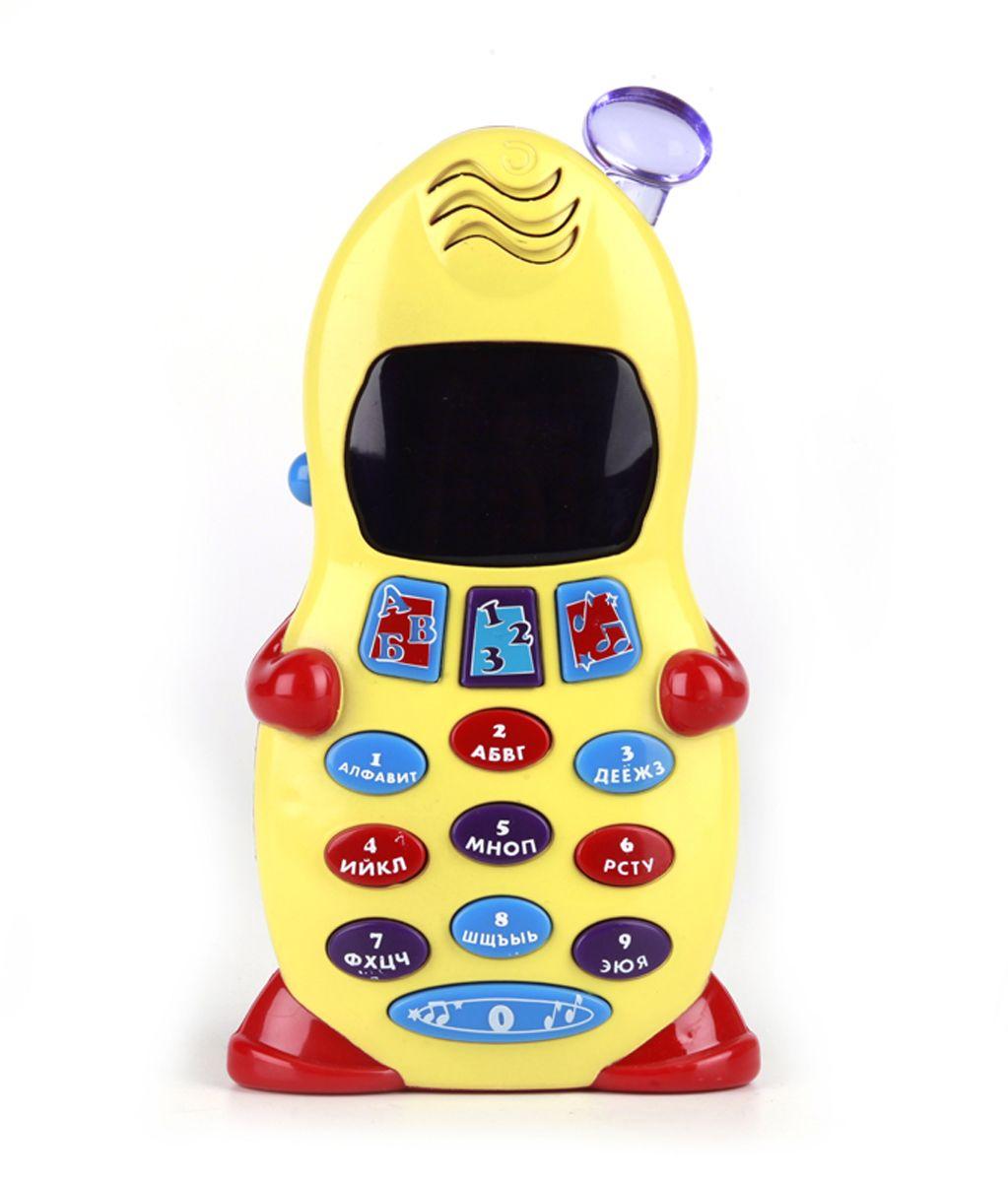 Умка Обучающий телефон Винни-пух умка фотоаппарат чебурашки умка