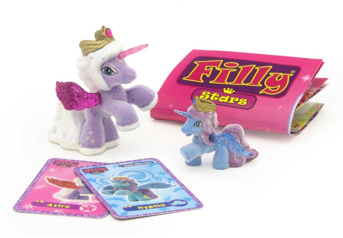 Filly Dracco Игровой набор Лошадки Astro и Hypnia Звезды игровые наборы dracco игровой набор лошадки филли filly звезды hypnia