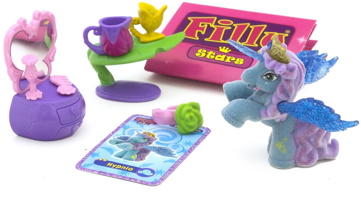Filly Dracco Игровой набор Лошадка Hypnia Звезды игровые наборы dracco игровой набор лошадки филли filly звезды hypnia