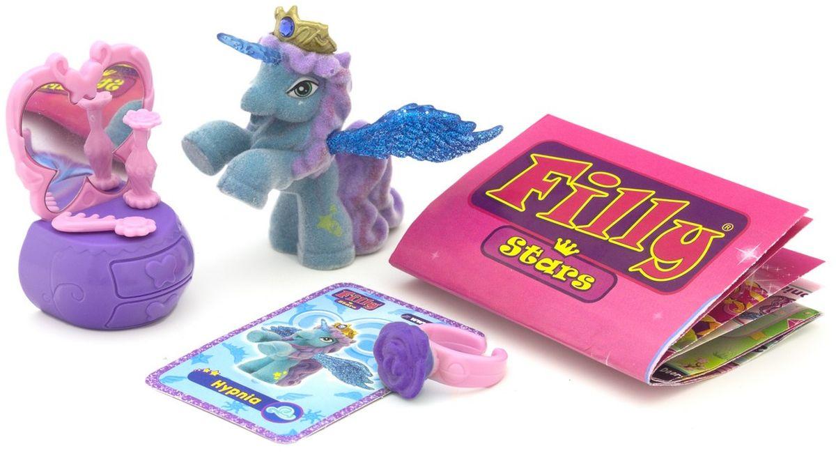 Filly Dracco Набор фигурок Лошадки Hypnia Звезды игровые наборы dracco игровой набор лошадки филли filly звезды hypnia