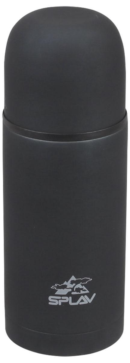 Термос Сплав SBM-750, цвет: черный, 0,75 л10-01699-002Небьющийся термос для напитковС двойными стенками и вакуумной изоляциейРезьбовая крышка со специальным желобом, позволяющая выливать содержимое, не отвинчивая крышку полностьюКрышка-чашкаЛёгкий и удобный в переноске. Специальная нержавеющая сталь тип 304 18/8Вес: 435 гРазмер: ?9?22,5 см Температурные параметры: Начальная - 95 С, 6 часов - 74 С, 12 часов - 58 С, 24 часа - 45 С.
