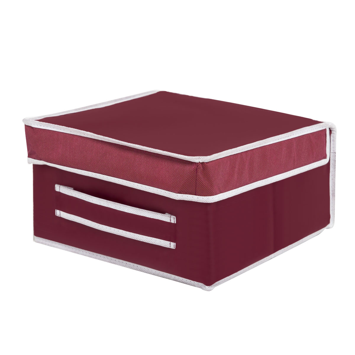Коробка для хранения Homsu Red Rose, 30 х 30 х 16 смPAR005 moreВместительная коробка для хранения Homsu Red Rose выполнена из плотного картона. Изделие обладает удобным размером и привлекательным дизайном, выполненным в приятной цветовой гамме. Внутри коробки можно хранить фотографии, ткани, принадлежности для хобби, памятные сувениры и многое другое. Крышка изделия удобно открывается и закрывается.Коробка для хранения Homsu Red Rose станет незаменимой помощницей в путешествиях.