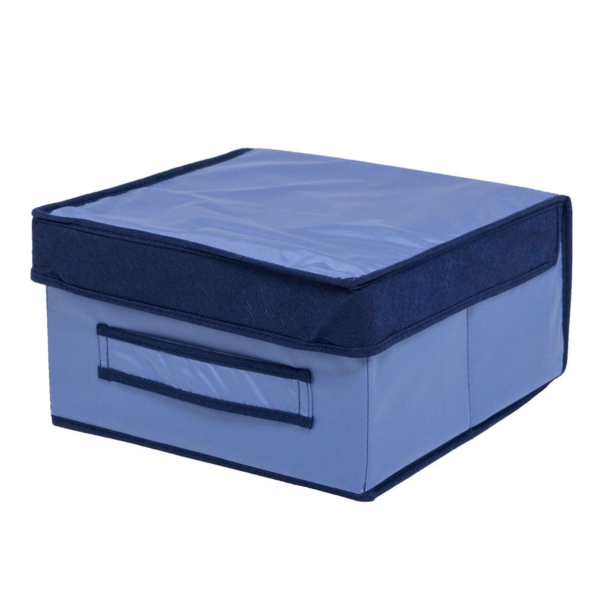 Коробка для хранения Homsu Bluе Sky, 30 х 30 х 16 см74-0060Вместительная коробка для хранения Homsu Bluе Sky выполнена из плотного картона. Изделие обладает удобным размером и привлекательным дизайном, выполненным в приятной цветовой гамме. Внутри коробки можно хранить фотографии, ткани, принадлежности для хобби, памятные сувениры и многое другое. Крышка изделия удобно открывается и закрывается.Коробка для хранения Homsu Bluе Sky станет незаменимой помощницей в путешествиях.