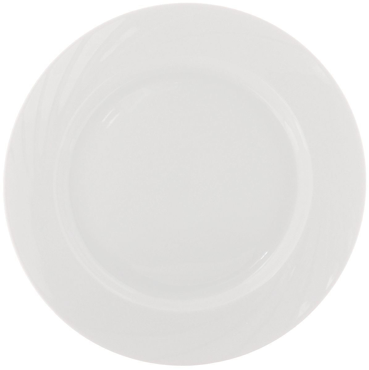 Тарелка Голубка. Белье, диаметр 24 см селедочница голубка ассорти длина 25 см