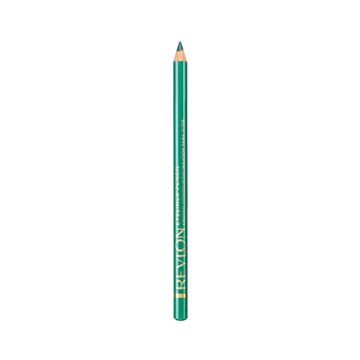 Revlon Карандаш для Глаз Eyeliner Aquamarine 07 1 гMFM-3101Классичесикй контурный карандаш с насыщенным цветом и интенсивной аппликацией. Скользит с лёгкостью карандаша и даёт цвет по интенсивности равный жидкому контуру. Прекрасно сохраняется на веках в течение дня.Нанести полностью на подвижное веко, на внутреннюю поверхность века или просто на линию роста ресниц по верхнему и/или нижнему веку.