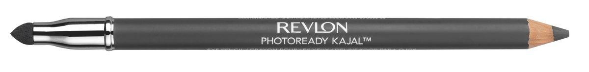 Revlon Карандаш для Глаз Photoready Kajal Eye Pencil Matte charcoal 303 5 гE801Revlon PhotoReady Kajal™ Matte Eye Pencil содержит мягкий воск и матовый эффект, который можно наносить на нижнее и верхнее внутреннее веко для создания идеально ровных линий. Благодаря удобному аппликатору вы сможете создать свой уникальный, неповторимый взгляд. Устойчив. Протестировано офтальмологическим контролем.Нанести полностью на подвижное веко, на внутреннюю поверхность века или просто на линию роста ресниц по верхнему и/или нижнему веку.
