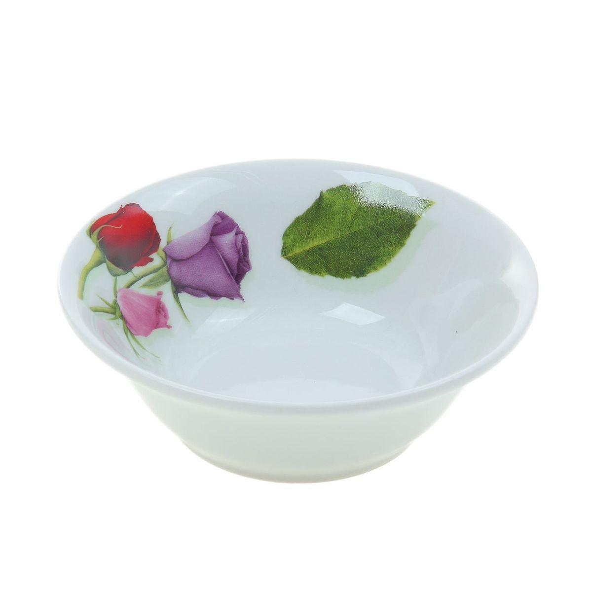 Салатник Идиллия. Королева цветов, 360 мл4С0313