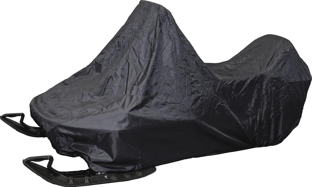 Чехол AG-brand для снегохода Ski-Doo SKANDIC SWT 600, цвет: черныйK100Чехол для хранения снегохода. Утягивающая резинка по нижней кромке чехла. Влагоотталкивающая ткань плотностью 240d