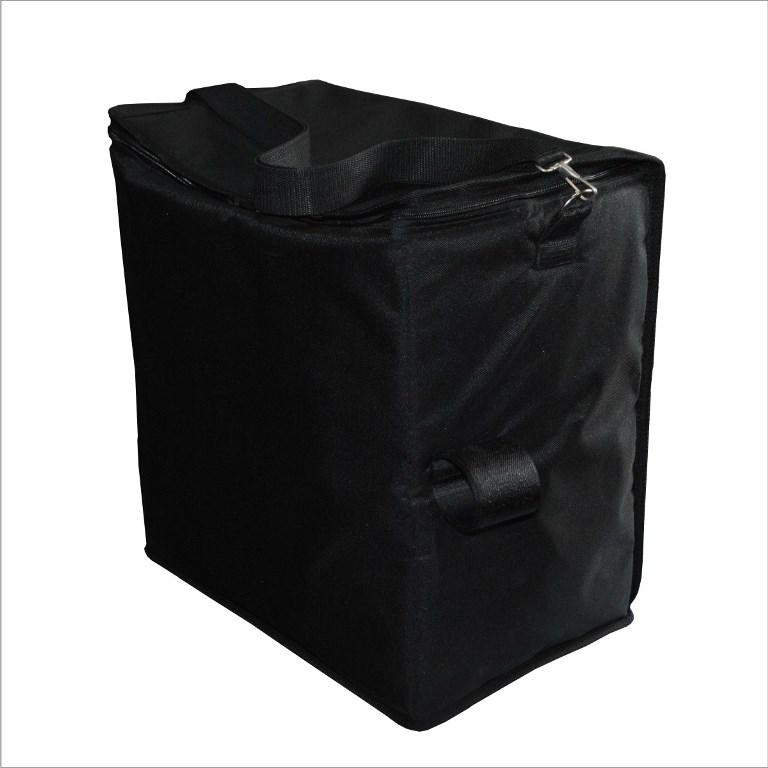 Кофр текстильный AG-brand, для снегохода Irbis Dingo, цвет: черный. AG-IRB-SMB-Dingo-KofrAG-IRB-SMB-Dingo-KofrУдобный кофр AG-brand, изготовленный из качественного текстиля, имеет ряд решений по трансформации снегоходов. Кофр можно переносить с помощью удобного плечевого ремня, который крепится на крючки. Модель походит на все снегоходы Dingo и мотобуксировщики Мухтар.