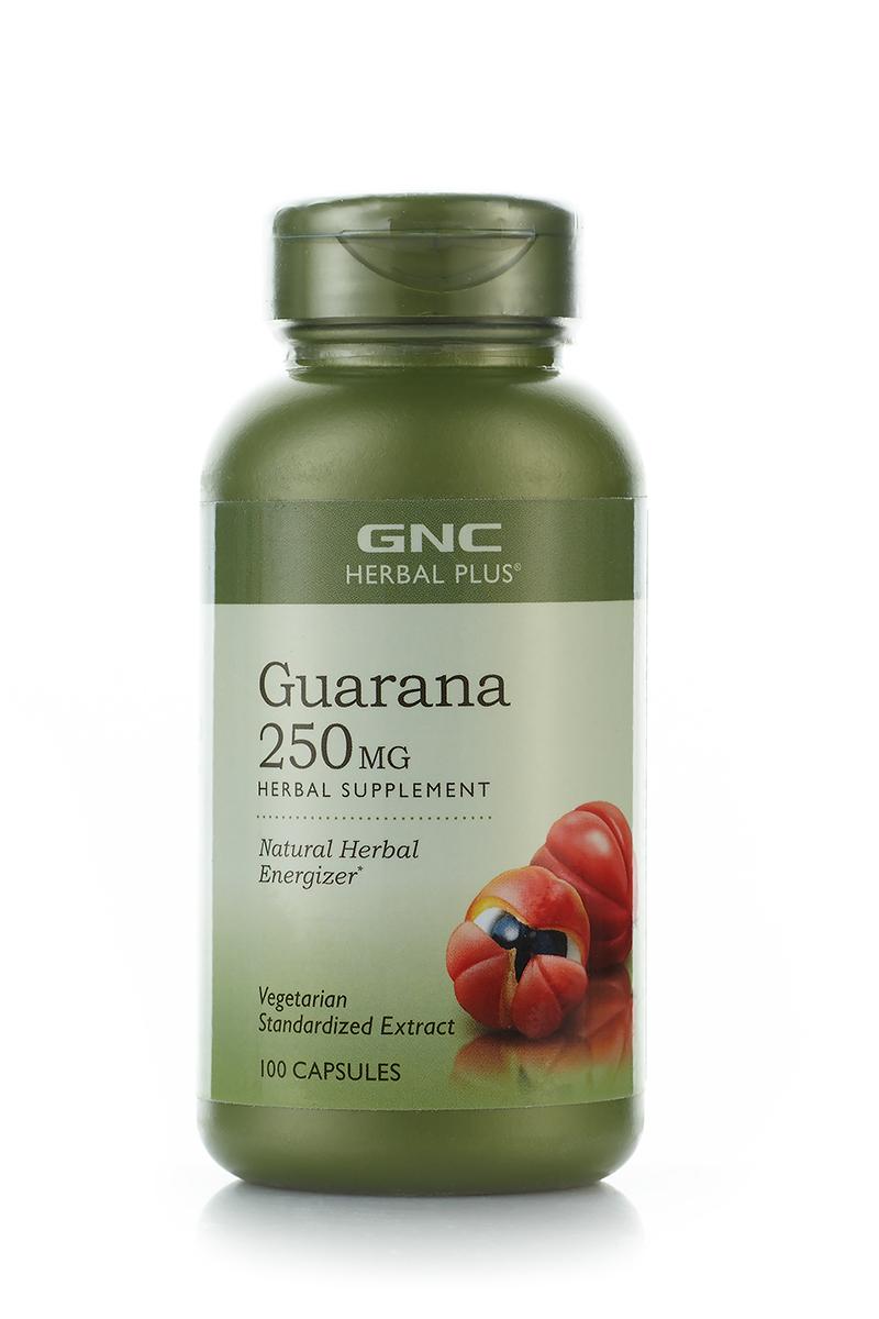 Гуарана GNC, 100 капсул196511заряжает энергией и повышает выносливостьстимулирует работу мозга, улучшает концентрациюспособствует расщеплению жировых запасовослабляет боли в мышцах после тренировкиснимает симптомы похмельяСостав в 1 капсуле Guarana Seed Extract (Paullinia cupana)(36% Caffeine = 90 mg) 250.00 mgПрочие ингредиенты: целлюлоза, растительная оболочка капсулы, стеариновая кислота, магния стеарат, диоксид кремния.Товар не является лекарственным средством.Товар не рекомендован для лиц младше 18 лет.Могут быть противопоказания и следует предварительно проконсультироваться со специалистом.