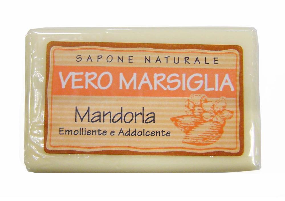 Nesti Dante Мыло Vero Marsiglia. Миндаль, 150 г1931124Великолепное растительное мыло Nesti Dante Vero Marsiglia. Миндаль изготовлено по старинным рецептам и по традиционной котловой технологии, в составе мыла только натуральные оливковое и пальмовое масло высочайшего качества, для ароматизации использованы органические эфирные масла. Ежедневный ритуал красоты, любви и заботы не только для тела, но и для души.Vero Marsiglia - линия классического мыла создана для традиционного ухода за кожей. Мыло Миндаль содержит натуральные экстракты, интенсивно смягчающие вашу кожу.Товар сертифицирован.