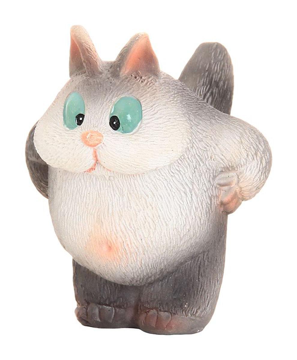 Фигурка декоративная Elan Gallery Кот-Наполеон, высота 5,5 смFS-80299Декоративная фигурка Elan Gallery в виде забавного кота станет прекрасным сувениром, который вызовет улыбку и поднимет настроение. Фигурка выполнена из полистоуна.